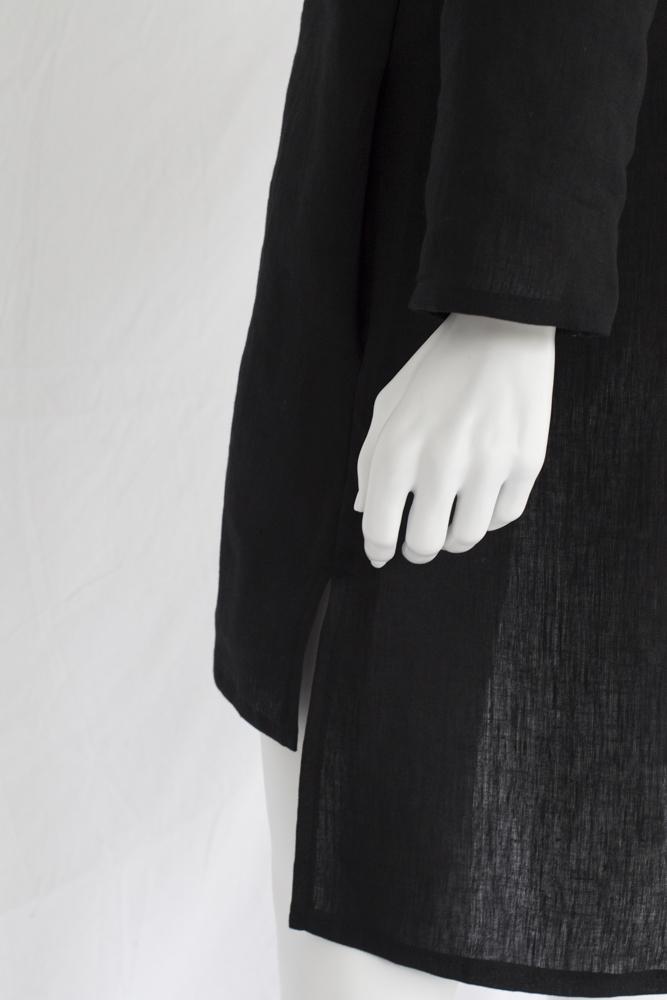 Rumar pellavatunika Musta · niinmun`design · tunikan helma 48dad6770f